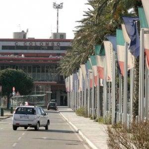 Aeroporto di Genova, atterraggio d'emergenza di un aereo Klm