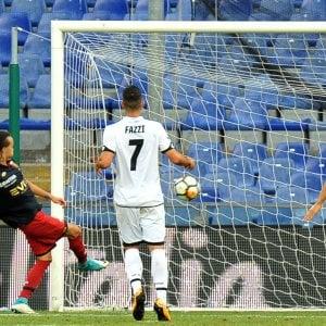 Brivido Genoa, Cesena sconfitto ai suplementari