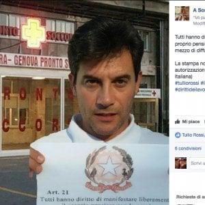 Critica su Facebook il cardinale Bagnasco, rischia il posto di lavoro