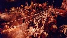 Borgio Verezzi, Dante  si recita nella grotta