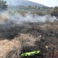 Cinque incendi, la Liguria continua a bruciare
