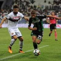 Genoa, contro il Sassuolo uno 0-0 con rimpianti