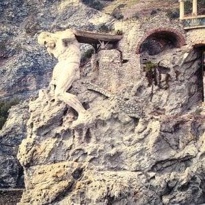 Cinque Terre, in ristrutturazione il Gigante di Monterosso