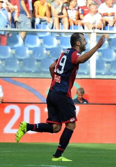 Genoa-Juventus, il film della partita