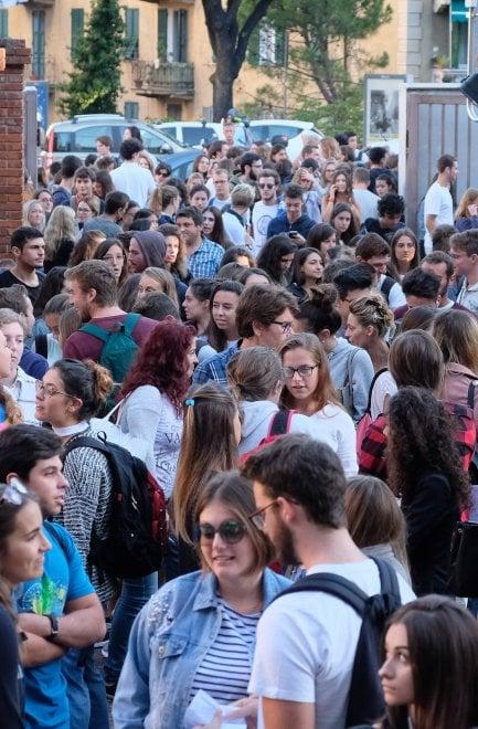 Genova, test di Medicina per 222 posti