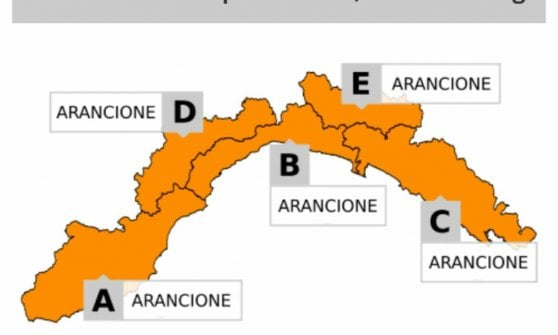 Maltempo in arrivo al sud: allerta arancione sulla Basilicata