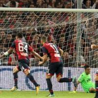 Pellegri fa miracoli ma non basta, anche la Lazio passa a Marassi
