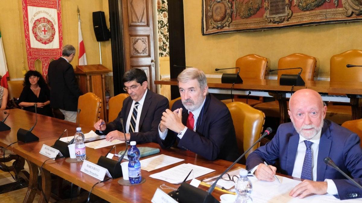 Elezioni citt metropolitana quattro liste per il nuovo for Quattro ristoranti genova