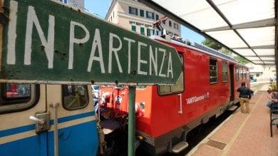 Trenino di Casella, estate con meno passeggeri  rispetto al 2016