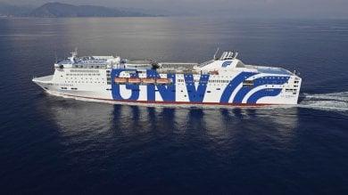 Gnv, due traghetti della compagnia genovese affittati alla Guardia Civil