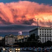 Ecco cos'era la nuvola fungo nei cieli della Liguria