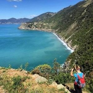 Cinque Terre a rischio frane, il Sentiero Azzurro chiuso dai sindaci