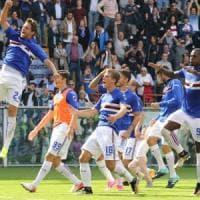 Zapata e Alvarez, la Samp vola, 2 a 0 al Milan