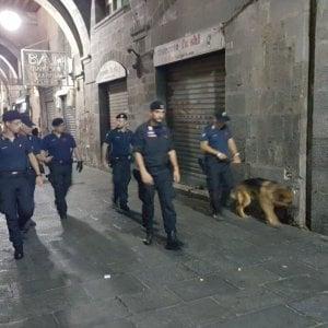 Genova, maxi operazione anti-droga dei carabinieri: i profughi ingaggiati come pusher