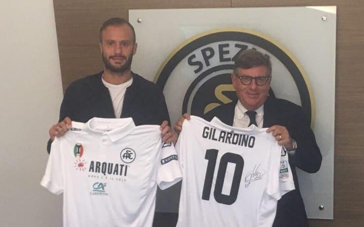 """Lo Spezia a Cesena con Gilardino in panca """"La nostra arma in più"""""""