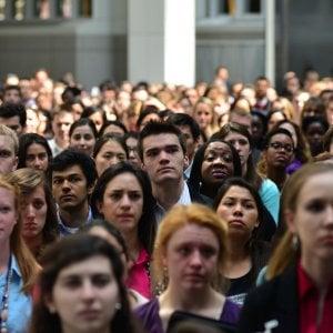 L'insostenibile invisibilità dei millennials