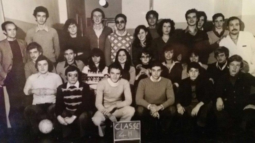 Il diploma e una promessa lunga quarant'anni