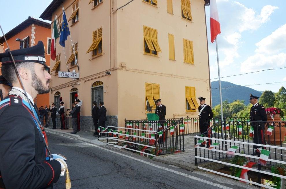 """Torriglia, nuova caserma dei carabinieri. Il comandante Del Sette annuncia: """"Presto nuovi militari"""""""