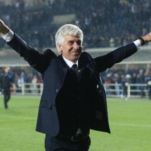 """La sfida di Gasperini: """"Derby per l'Europa, Samp daremo tutto"""""""
