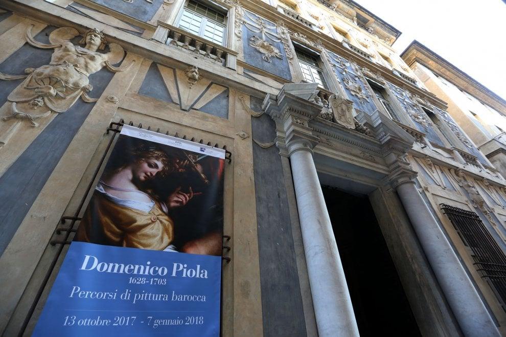 I percorsi della pittura barocca di Domenico Piola