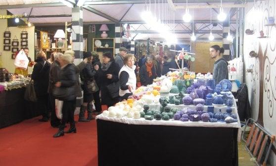 Il mercatino di San Nicola si sposta a Sarzano