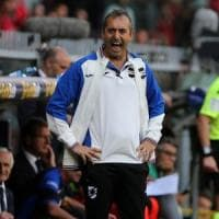 Samp, Giampaolo prepara il match: