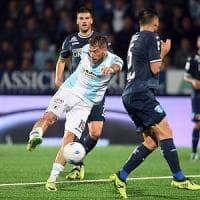 Un buon Entella castigato nel finale dalla capolista Empoli