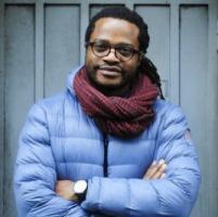 Max Lobe, un africano a Ginevra, a Genova per raccontarsi