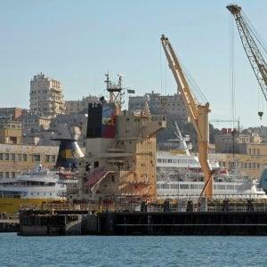 Porti, alleanza fra Genova e Marsiglia
