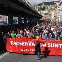 Cornigliano, meno tagli nel nuovo piano