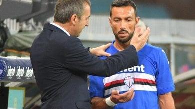 Sogno Samp a casa Inter, le trappole di Giampaolo: 'Gara tosta,  divertiamoci'