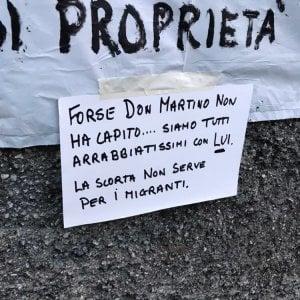 """Multedo, minacce a don Martino, lui chiede scusa. La Prefetta: """"Episodio gravissimo"""""""