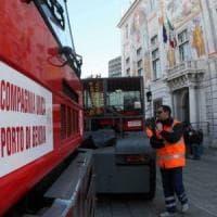 Porto, niente più presidio dei camalli davanti a Palazzo San Giorgio