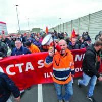 Ilva: l'occupazione continua, oggi il corteo dalla fabbrica al centro