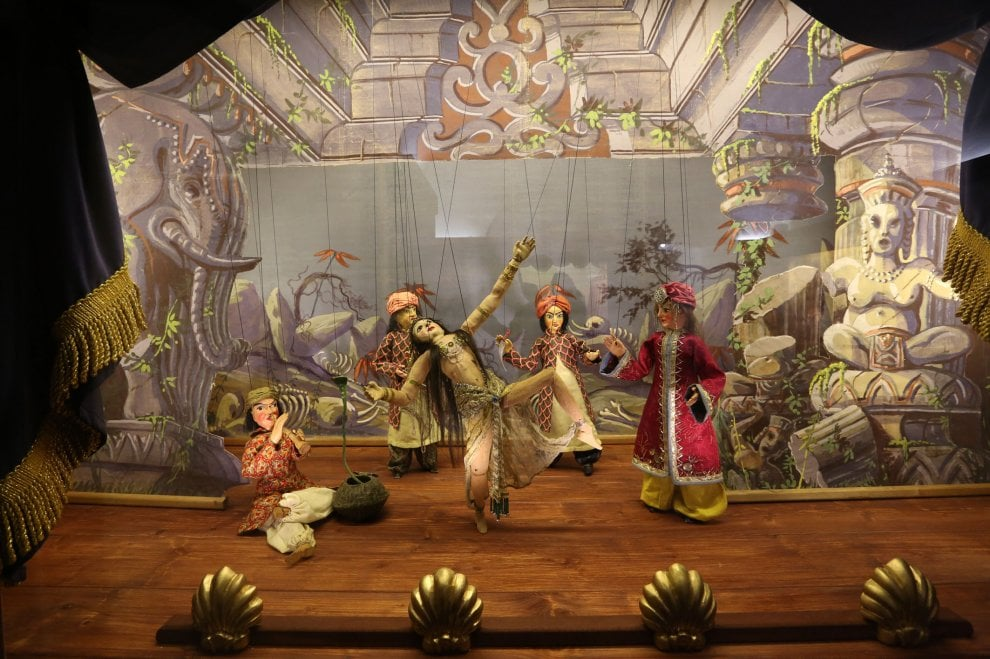 Campomorone, un viaggio nel fascino delle marionette