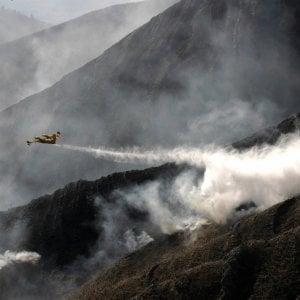 Genova, contadino distratto: 30mila euro di multa per l'incendio colposo