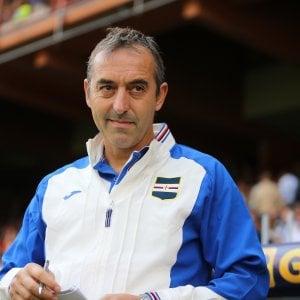 """Giampaolo: """"Con la Juve dovremo essere perfetti"""""""