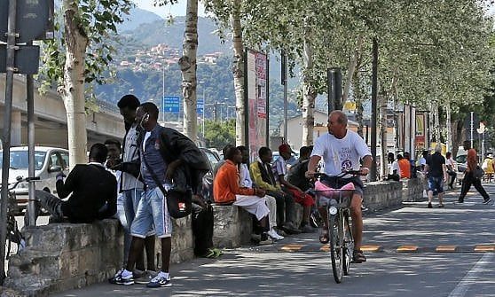 Migranti: Ventimiglia, smantellamento progressivo Campo Roja