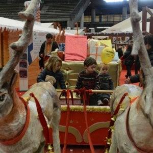 Natalidea, l'evento a tema Natale tutto genovese torna in Fiera