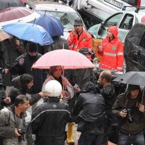"""Genova, presidi indagati per l'alluvione, il no di Cozzi: """"Non hanno colpe"""""""