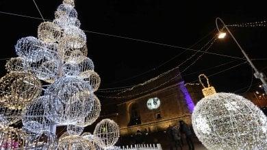 Al Porto Antico luci e spettacoli  per accendere il Natale
