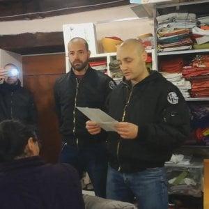 Skinhead a Como: due genovesi identificati da logo giubbotti
