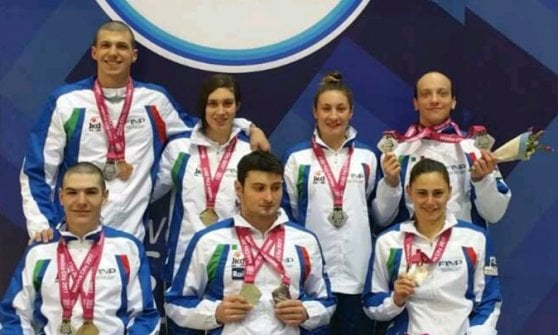 Mondiali Paralimpici, medaglie per il genovese Bocciardo