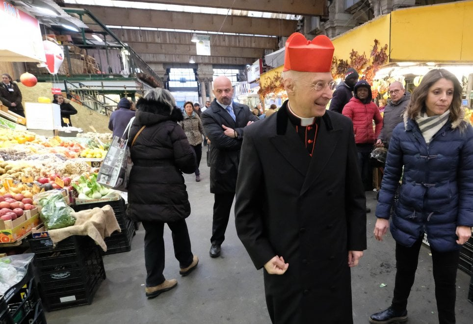 Al mercato Orientale nasce la Piazza del Gusto