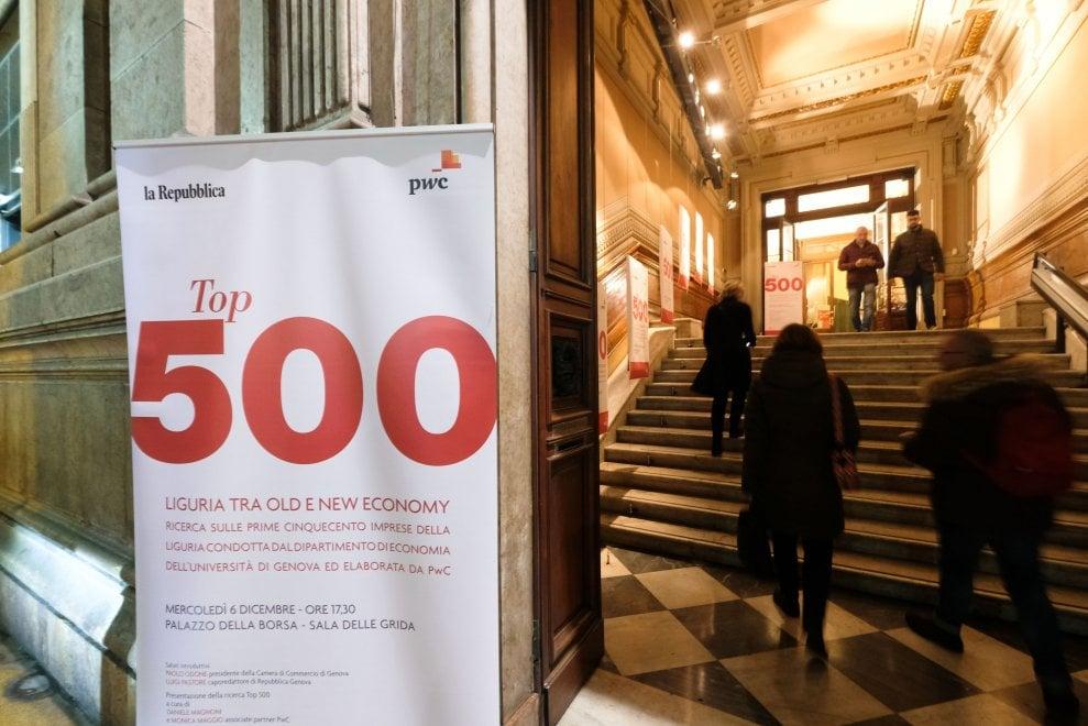 Top 500, tra old e new economy al Palazzo della Borsa