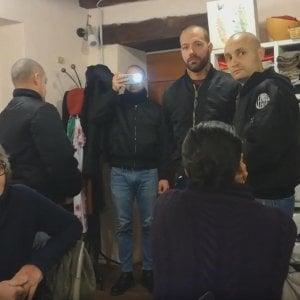 Blitz neofascista a Como, perquisizioni anche a Genova
