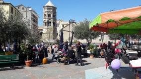 La città impari dai Giardini Luzzati     di LUCA BORZANI