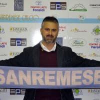 Costantino alla Sanremese Calcio: