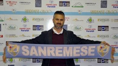 """Costantino alla Sanremese Calcio:  """"Prima di tutto lavorare"""""""