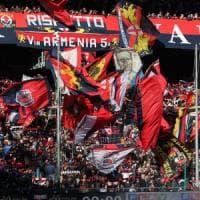 Niente tifosi dell'Atalanta a Marassi per la partita con il Genoa